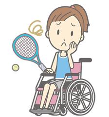 スポーツ障害・外傷イラスト
